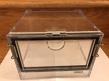 Sanplatec Desiccator Box With Foam Rubber Gasket Seal Md 1