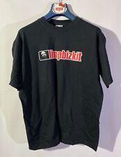 Limp Bizkit 2003 Vintage Tour Concert T Shirt Size L