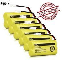 Cordless Phone Battery Home DECT 6.0 B2-1 Vtech Motorola Handset Telephone 6 pcs