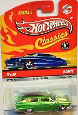 Hot Wheels Classics Series 5 #16/30 8 Crate Green