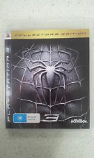 Spider-man 3 Collector's Edition Playstation 3 PS3