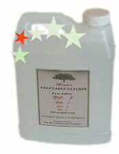 48 Oz PURE NON GMO VEGETABLE GLYCERIN USP FOOD GRADE  High Quality Pure 3 LB.