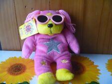 Beanie Kids Rares - Bloom , Herb , and Bean Bag Mate Star the Bear.