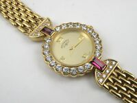 Rotary 4842 Ladies Gold PVD Plated Bracelet Watch