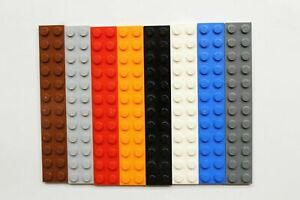 Lego 2445 FLAT PLATE 2 X 12 (Pack of 3) select colour & amount