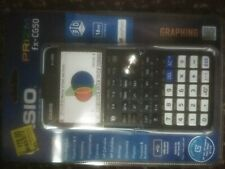 Casio Prizm FX-CG50 3-D Color Display Graphing Calculator Brand New