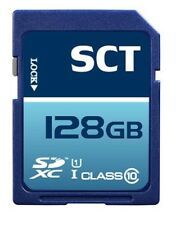 SCT 128GB SD XC Class 10 UHS-1 Memory Card Secure Digital SDXC Ultra High Speed
