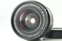 【 NEAR  MINT】 LEICA LEITZ WETZLAR ELMARIT-R 24mm f/2.8 3 CAM Lens Japan 642