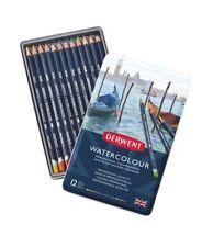 Derwent Professional Watercolour Pencils 12 Tin Set