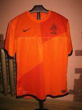 Netherlands(Holland) National Team Nike Home 2012/14 Jersey size L