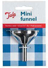 Funnel Small Mini Oil Perfume Metal Stainless Steel Flasks Bottle Atomizer Spray