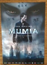 The Mummy POLISH MOVIE PROMO FLYER Brand New Never Used The Best Price