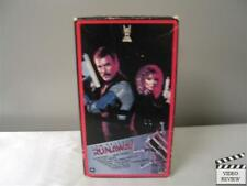 Runaway (VHS) Tom Selleck Cynthia Rhodes