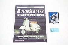Illustrated Motorscooter Buyer's Guide (Illustrated Buyer's Guide) #196