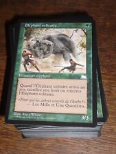 MTG Magic the Gathering ELEPHANT SOLITAIRE Weatherlight FR RARE NEW