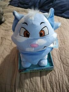 2008 Neopets Jumbo Collector Plush Cloud Wocky New in Box With CodeRare!