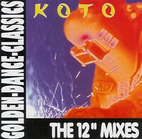 "Koto CD The 12"" Mixes - Germany (M/M)"