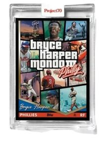 Presale Topps Project70® Card 590 - 1994 Bryce Harper by The Shoe Surgeon