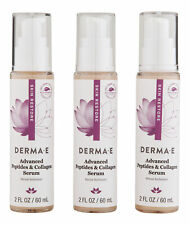 Derma E Advanced Peptides and Collagen Serum 3 Ct 2 oz. Facial Serum