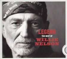 Legend: The Best of Willie Nelson by Willie Nelson (CD, Apr-2008, Sony Music...