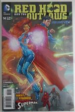 2013 RED HOOD AND THE OUTLAWS #14 -  NM                           (INV5311)