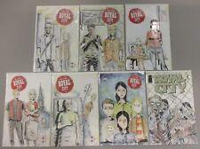 Royal City #1 2 3 4 5 6 Walking Dead Variant Run Lot 7 Comics Jeff Lemire Image