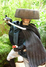 1/6 Alfrex Action Figure samurai series Atsuo Nakamura as Kogarashi Monjiro RARE