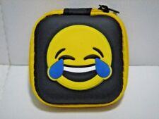 7b5b6b269 Nuevo Sonrisa Cara Dibujos animados Niños niños Niñas Bolso Cartera de  auricular de goma de moneda