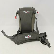 Clik Elite Camera Chest Pack Bag Rare complete VG EUC Forest Green Grey