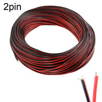 2 Pin Extension Cable Connector Wire Cord For LED Strip Light 3528 5050 5630 10M