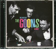 THE BEST OF THE GOONS & MORE - 2 CD BOX SET - COMEDY