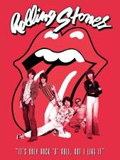 Rolling Stones - It's Only Rock n Roll - Ready Framed Canvas