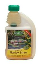 Interpet Barley Straw Extract 1000ml clears green algae From Pond Water Gardens