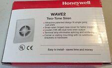 Honeywell Wave 2 Two-Tone Siren Brand New Free Shipping
