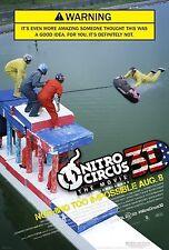 NITRO CIRCUS - Movie Poster - Flyer - 12x18 - VERSION A
