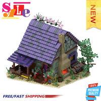 MOC-57928 Summer House Building Blocks Good Quality Bricks Toys 2371 PCS