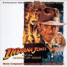 "John Williams: ""Indiana Jones & the Temple of Doom"" + bonus (Score-CD)"