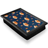 Deluxe Lap Tray - Cute Wild Ginger Fox Animals Nature Home Gift #8609
