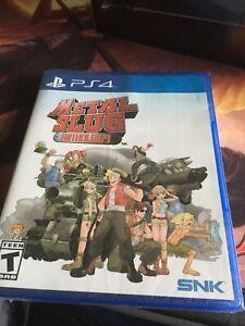 Metal Slug Anthology Limited Run #364 Sony PlayStation 4 PS4 Brand New Sealed