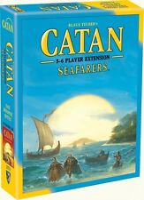 Catan- Seafarers 5&6 Player Extension- 2015 5th Ed- Strategy Boardgame