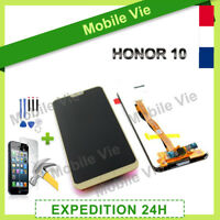 """VITRE TACTILE + ECRAN LCD POUR HUAWEI HONOR 10 OR 5.84"""" + OUTILS + FILM"""