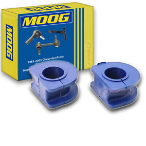 MOOG Front To Frame Stabilizer Bar Bushing Kit for 1985-2005 Chevrolet Astro oa