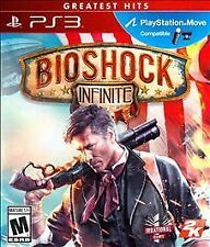 PlayStation 3 : Bioshock Infinite Greatest Hits - PlaySt VideoGames