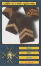 Telefoonkaart Phonecard KPN Telecom SFOR kwartet - Onderscheidingsteken / Streep