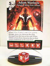 Dice Masters - 1x #041 Adam Warlock Standing Watch Over Infinity - Guardians of