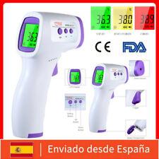 Termómetro digital por infrarrojos sin contacto para adultos, niños, bebes...