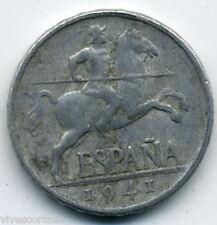 F. FRANCO. 5 Céntimos 1941