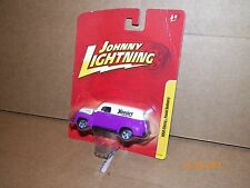 2011 JOHNNY LIGHTNING 1950 CHEVY PANEL DELIVERY HOOSIER FREE U.S SHIPPING