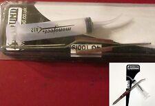 4Ground TL102 12ml Disposable Syringe & Curved Fiber Grip Tweezers Hobby Tools