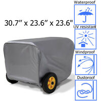 Portable Waterproof Generator Engine Cover Dust-proof Storage Bag For